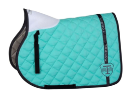 Master saddle pad, mint