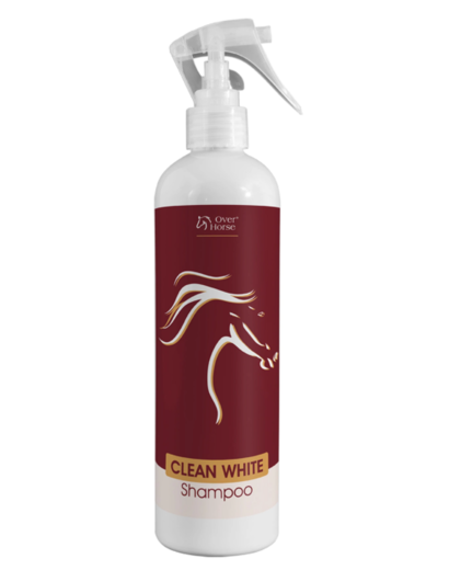 Over Horse Clean White Dry Shampoo